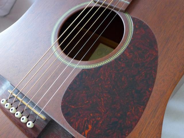 Guitare Folk Martin D15