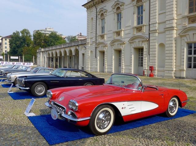 voitures de prestige
