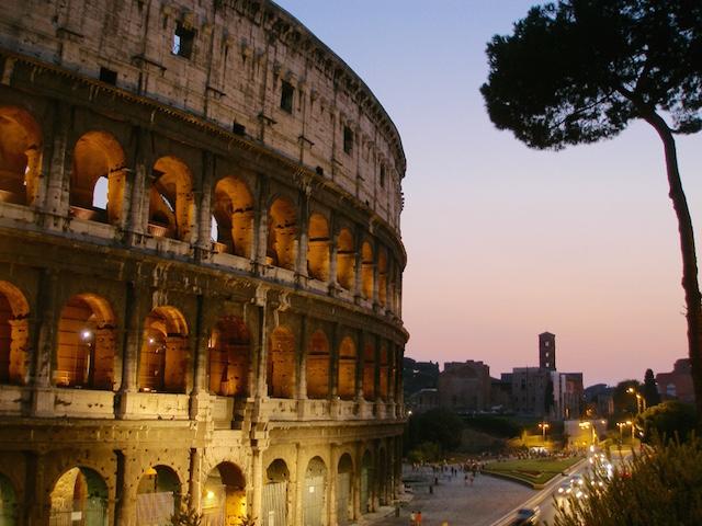 Rome avec Kate Bush et Elton John